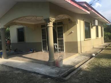 Rumah sewa tuaran