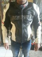 Dainese leather sepasang