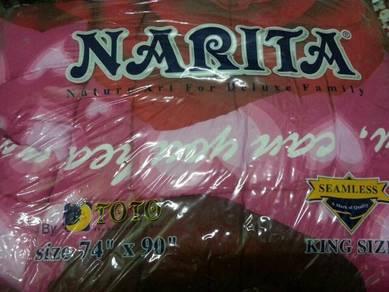 Toto narita king size