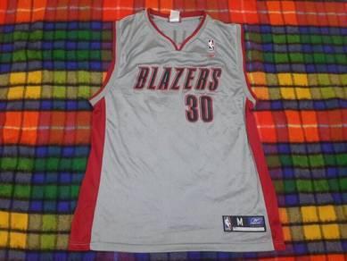 Rasheed Wallace (30) Blazers Reebok NBA Jersey