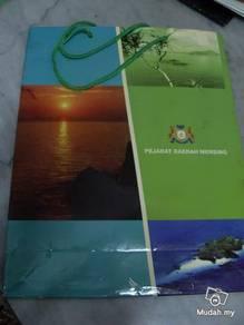Paper Bag Collection - Pejabat Daerah Mersing