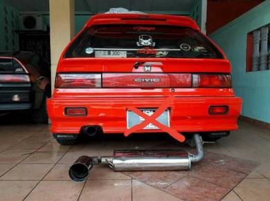 Honda Civic EF9 SH3 New Center Spoiler
