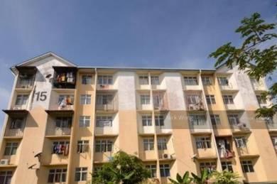 Apartment rista villa taman putra perdana-puchong selangor