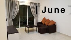 One imperial , Fully furnished renovated high floor Sungai Ara