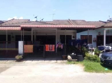 1 Storey Terrace House, Medan Lapangan Sentosa, Gunung Rapat, Ipoh
