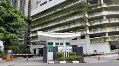 Duplex penthouse with rooftop garden the orion condominiun, kl