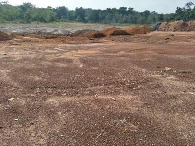 Tanah krubong FREEHOLD sesuai utk dibangunkan. Bersebelahan dgn taman