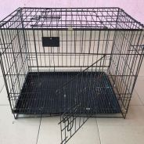 Sangkar Kucing Foldable