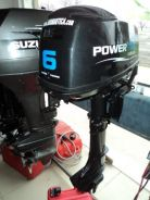 Powertec 6hp outboard engine