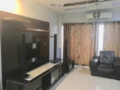 (fully furnished) madumas condominium,setapak kl