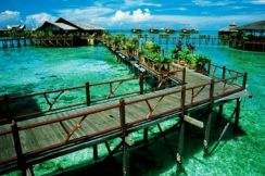 MABUL ISLAND 3D2N inc flight