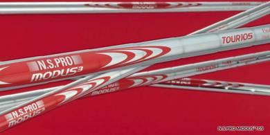 Nippon N.S. PRO MODUS3 105 Iron Shaft Taper
