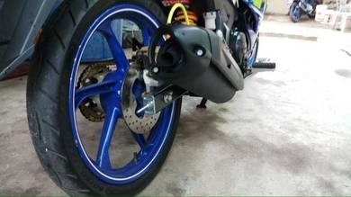 Rim 125 Blue GP PMP Y15 Zr