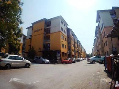 Flat dahlia at garden avenue seremban 2