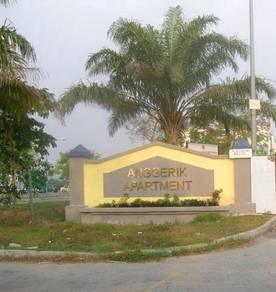Anggerik Apartment, Taman Putra Perdana, Puchong Level 1 Corner Lot