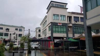 3storey corner shop at BDC RH PLAZA