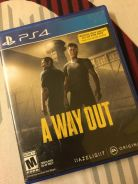 A Way Out - PS4 Game Used