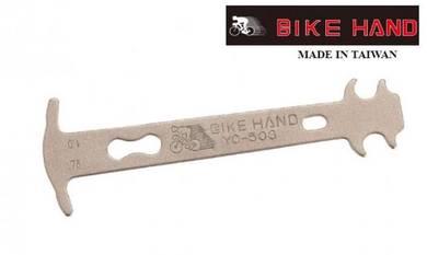 BIKEHAND Bicycle Chain Wear Indicator Tool