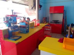 Food and Beverage Kiosk Business For Sale