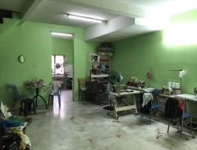 100% LOAN + CHINESE AREA - 2 Sty Taman Sentosa Mewah Baru Kampung Jawa
