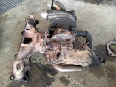 Turbo vf10,enjin b8 180