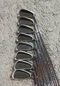 DYKA Golf Iron set 4-10S 8pcs Steel R-Flex RH