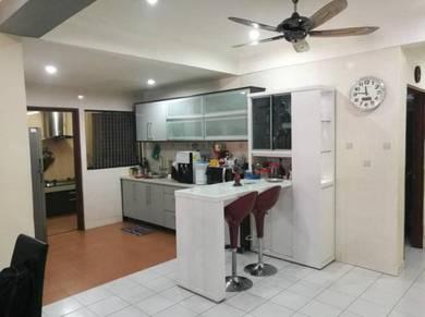 [GOOD LOCATION] 3R2B Prima Bayu Apartment KLANG