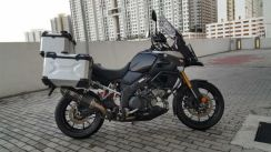 2014 Suzuki v strom 1000 for sale V-Strom