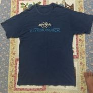 Hard rock Cafe Cayman Islands Tshirt