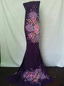 Kain Batik Sesuai untuk dijadikan Baju Raya