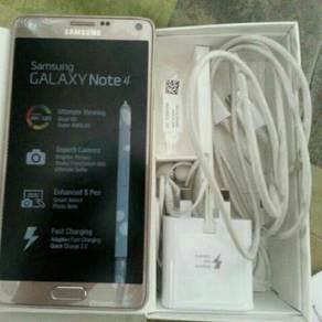 Samsung galaxy note 4 gold 32gb SME
