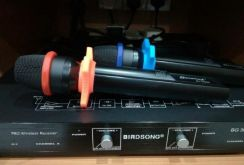 Birdsong wireless Microphone