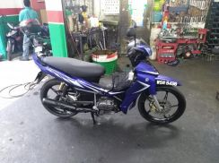Yamaha Lagenda 110ZR with electric starter