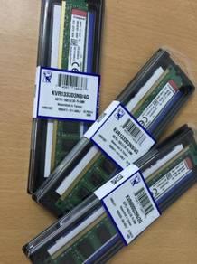 Desktop ram DDR2 2GB DDR3 4GB