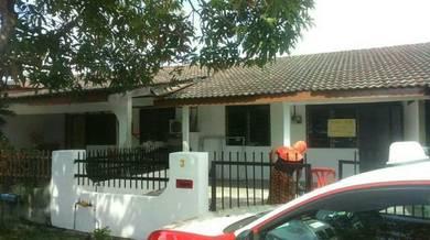 Rumah untuk dijual,taman mewah,batu gajah