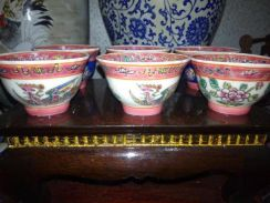 Antique teacup 3