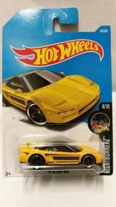 Hotwheels HW Hot_wheels honda type R NSX