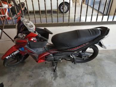 2013 Yamaha 115z utk dijual