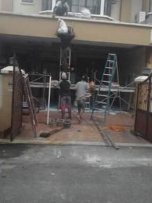 Sendayan renovation