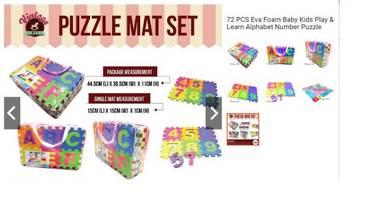 Playmat / puzzle mat