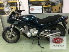 2000 Yamaha xj6 diversion 4 inline engine