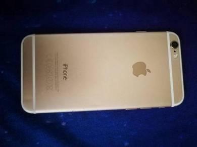 IPhone 6 - 16GB - SA Set - (iOS 10.2)