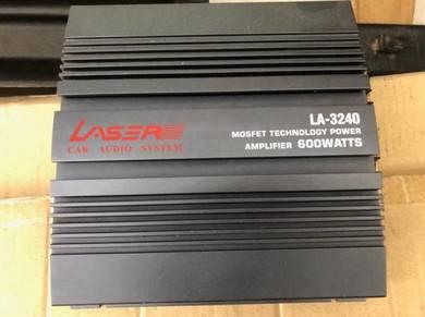 Laser Amp power amplifier monoblock 1 channel