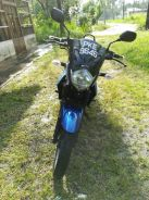 2011 Yamaha FZ150