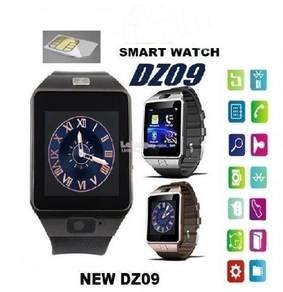 DZ09 Sim Card Android IOS SmartWatch BT Camera