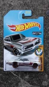 Hotwheels HW Hot_wheels 67 pontiac GTO ZAMAC
