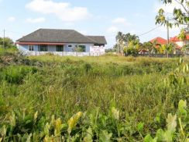 Tanah Tepi Jalan di Mukim Morak
