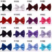 Wedding groom bow ties