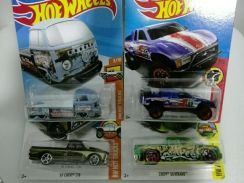 Hotwheels Truck lot of 4