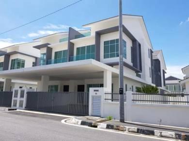New Property(3 Storey Semi-D House)for Sale-Taman Perdana(SA65 Phase2)
